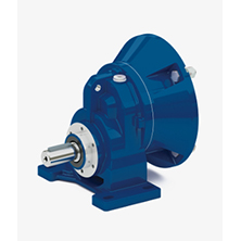 Single Stage Helical Gearbox AR/1