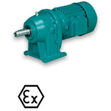 CB<br />Helical Geared Motor