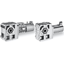 GSS Worm Gearbox