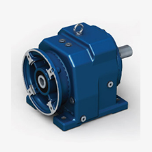 Inline Helical Gearbox A