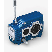 Shaft Mounting Gearbox PT