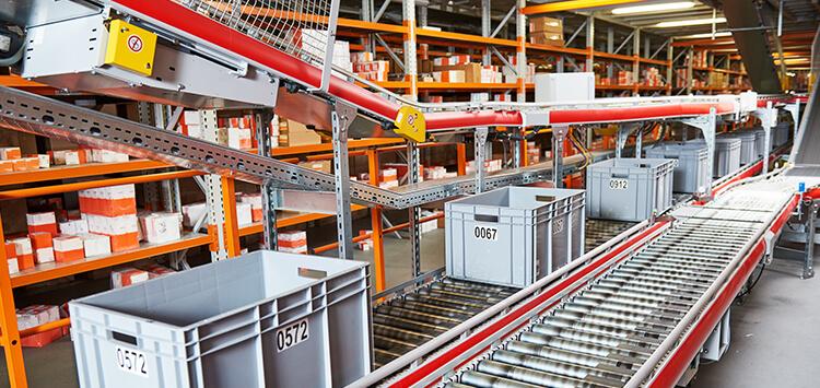 material handling systems provider